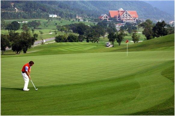 Tam Dao Golf Resort