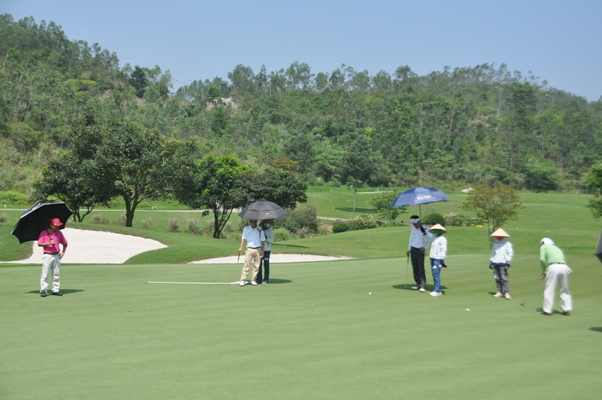 Tam Dao Golf Resort