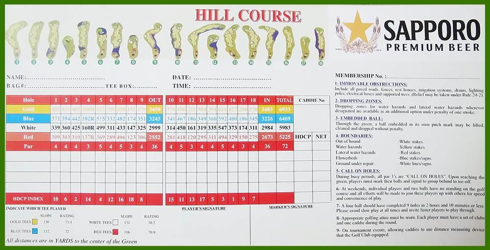 Long Thanh Golf Resort