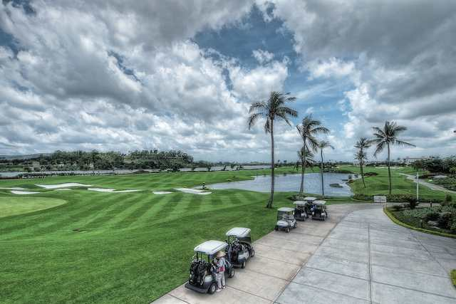 Hyundai Song Gia Resort Golf & Country Club
