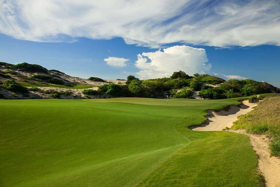 Vietnam's Best Golf Course 2015 – The Bluffs Ho Tram Strip