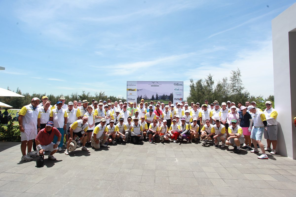 The Vietnam World Masters Golf Championship 2016 In Da Nang